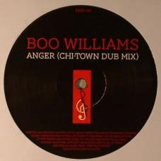 BOO WILLIAMS - ANGER / FLASHBACK- PND09 FRANCE