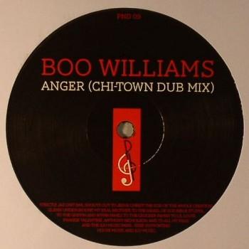 Boo Williams - Anger / Flashback - PND09 FRANCE
