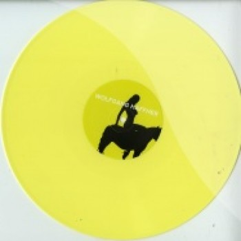 WOLFGANG HAFFNER - THE REMIXES - (VILLALOBOS REMIX YELLOW VINYL)  Rockets & Ponies