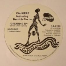 CAJMERE - DREAMING EP - CAJUAL RECORDS