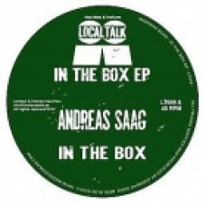 ANDREAS SAAG - IN THE BOX EP - LOCAL TALK