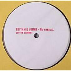 """RHYTHM & SOUND - NO PARTIAL - HANDSTAMPED 10"""""""