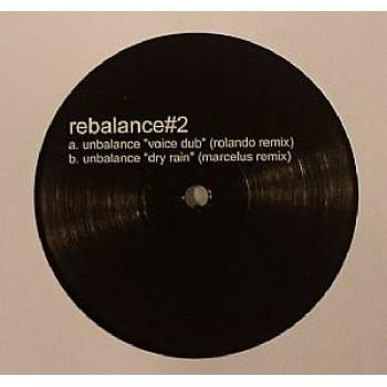 Unbalance - Voice Dub Remixes - Rebalance 02