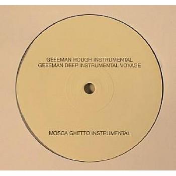 GEEEMAN/MOSCA  - Leftroom White 001 - Leftroom White
