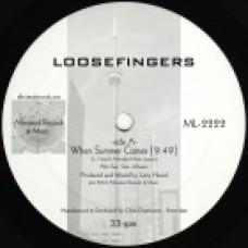 LARRY HEARD - LOOSEFINGERS EP 2 - ALLEVIATED