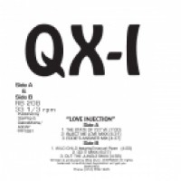 QX-1 - LOVE INJECTION - DJ INTERNATIONAL