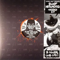 BLUNT INSTRUMENTS - HOLD BACK EP - DUNGEON MEAT