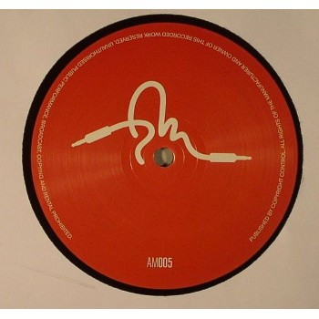 Almunia - Find My Way - Above Machine