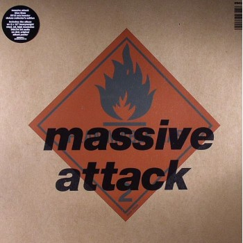 Massive Attack - Blue Lines (2012 Deluxe Collector's Edition) 2LP + CD + DVD + Poster
