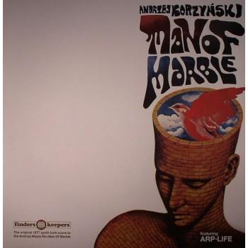 Andrzej Korzynski - Man Of Marble (Soundtrack LP Reissue) - Finders Keepers