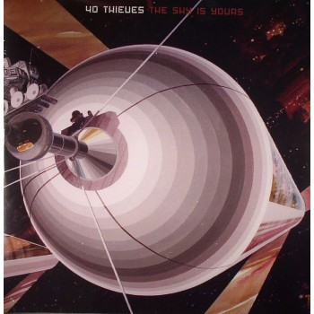 40 Thieves - The Sky Is Yours 1 (Gatefold 2LP) - Leng