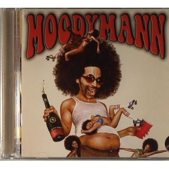 Moodymann - Moodymann - KDJ CD