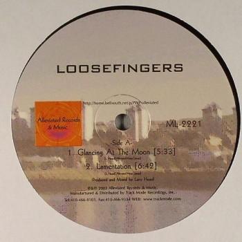 Loosefingers (aka Larry Heard) - Loosefingers EP - Alleviated