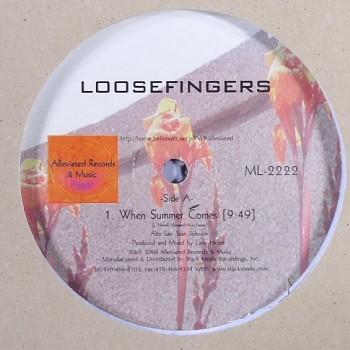 Loosefingers (aka Larry Heard) - Loosefingers EP 2 - Alleviated