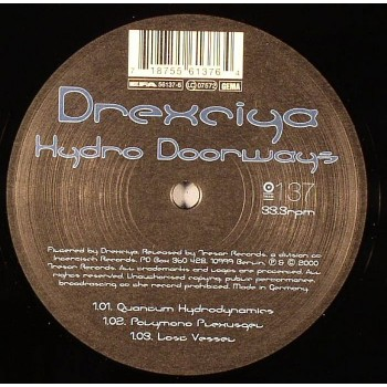 DREXCIYA - HYDRO DOORWAYS - TRESOR