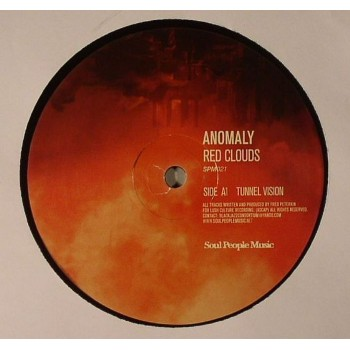 Anomaly - Red Clouds - Soul People