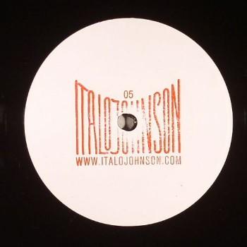 "Italojohnson - Italojohnson 5 (10"" Limited Vinyl)"