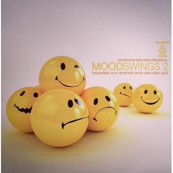 Various Artists - Mood Swings 2 (2LP) (ft Bcee, Utah Jazz, SPY, Redeyes) - Spearhead