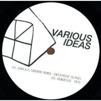 Various Artists - Various Ideas EP - Volt Music