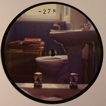 Daniel Andreasson - Bath Trax EP (LIMITED) - Tabernacle