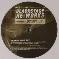 John Thomas - Blackstage Re-Works Pt 2 - Logistic