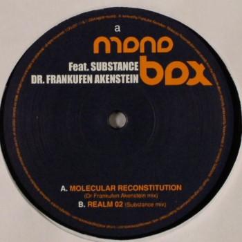 Monobox (aka Robert Hood) - Remixes Vol 3 - Logistic