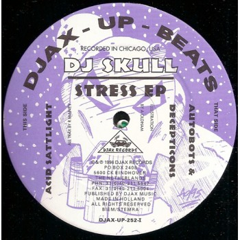 DJ Skull - Stress 2EP - DJAX