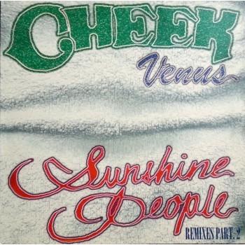 Cheek - Venus (Sunshine People) (Remixes Part 2) Original 1999 Pressing - Versatile