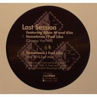 Last Session / The Innocent - Untitled (ft Derrick Carter, Ron Trent, Chez Damier) - Blue Cucaracha