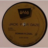 Roman Flügel - Even More - Clone Jack For Daze