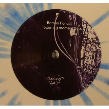 Roman Poncet - Opening Moment EP (Coloured Vinyl) - Deeply Rooted House