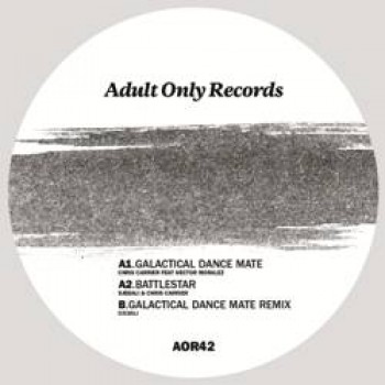 Chris Carrier – Galactical Dance - feat Djebali remix - Adult Only
