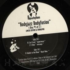 Aquarhythms - Bodyjazz Bodyfusion - Aquarhythms9502 US