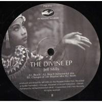 Jeff Mills - Divine EP - Purpose Maker