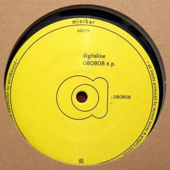 Digitaline - 080808 EP - Minibar