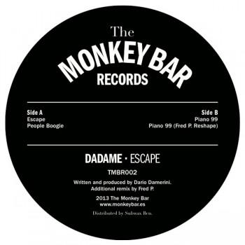 Dadame - Escape (Limited) - The Monkey Bar