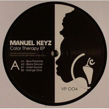 Manuel Keyz - Color Therapy EP - Vibes & Pepper