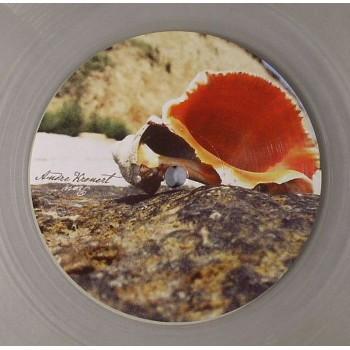 Andre Kronert - Raw EP (Clear Vinyl) - Ada Kaleh
