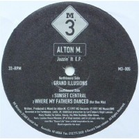 Alton M. - Jazzin' It EP - M3