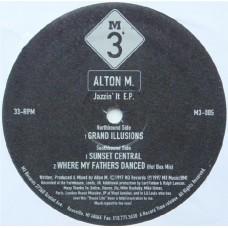 Alton M. - Jazzin' It EP - M3