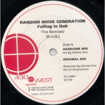 Random Noise Generation - Falling In Dub (The Remixes) (Original Pressing)