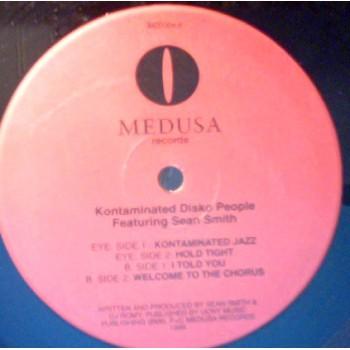 Kontaminated Disko People – Welcome To the Chorus - Medusa