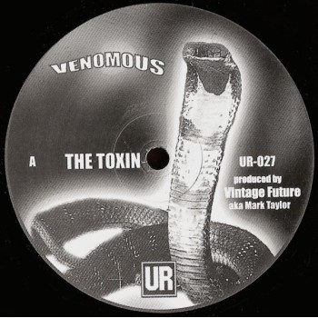 Vintage Future - Venomous - Underground Resistance