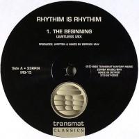 Rhythim is Rhythim - The Beginning - Transmat