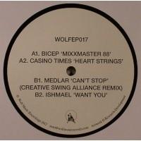 Bicep / Casino Times / Medlar / Ishmael - Wolf EP 017