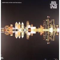 Robert Hood - Motor: Nighttime World 3 - 3xLP+CD