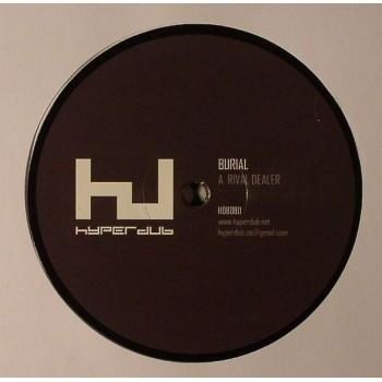 Burial - Rival Dealer EP - Hyperdub