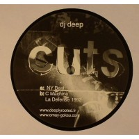 DJ Deep - Cuts - Deeply Rooted House