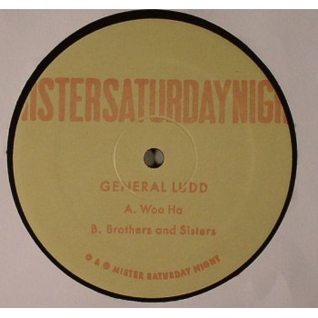 General Ludd - The Fit Of Passion EP - Mister Saturday Night