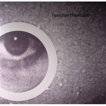 Function - Remixes 2xLP (ft Vatican Shadow, Recondite, etc) - Ostgut Ton